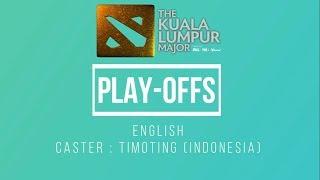 """[ENG] """"Dota2 Live""""  NiP vs VP  - BO3 - The Kuala Lumpur Major"""