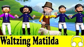 Waltzing Matilda | Muffin Songs