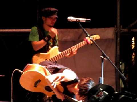 20110611 GMX金曲音樂節@華山文創園區 何韻詩 - 瘋子.青空.詩與胡說.青蔥.無名