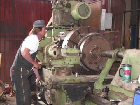 Car Wheel Manufacturing Process