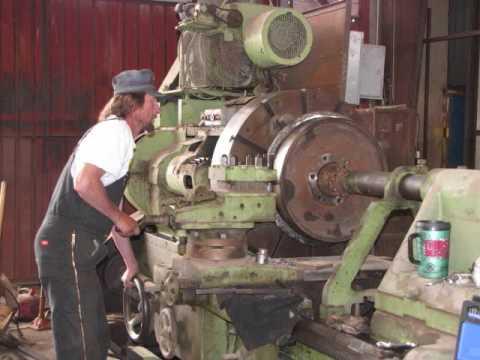 Car Wheel Manufacturing Process