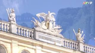 DU LỊCH AUSTRIA - ÁO : TP VIENNA & LÀNG CỔ HALLSTATT XINH ĐẸP