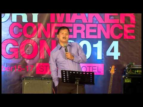 Pastor Jimmy @ History Maker & Youth Confrence 2014