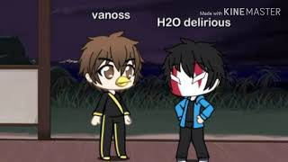 VanossGaming animated : hide and kill