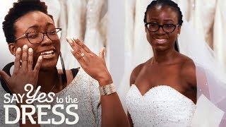 Entourage Doesn't Like The Dress They Picked Themselves!   Say Yes To The Dress UK