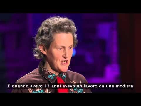 TEDItalia - Temple Grandin: Il mondo ha bisogno di tutti i tipi di mente