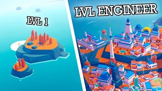 Engineering the PERFECT ISLAND CITY in Islanders!