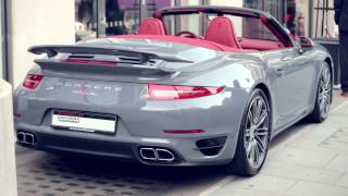 Porsche Exclusive at the Porsche Centre Mayfair