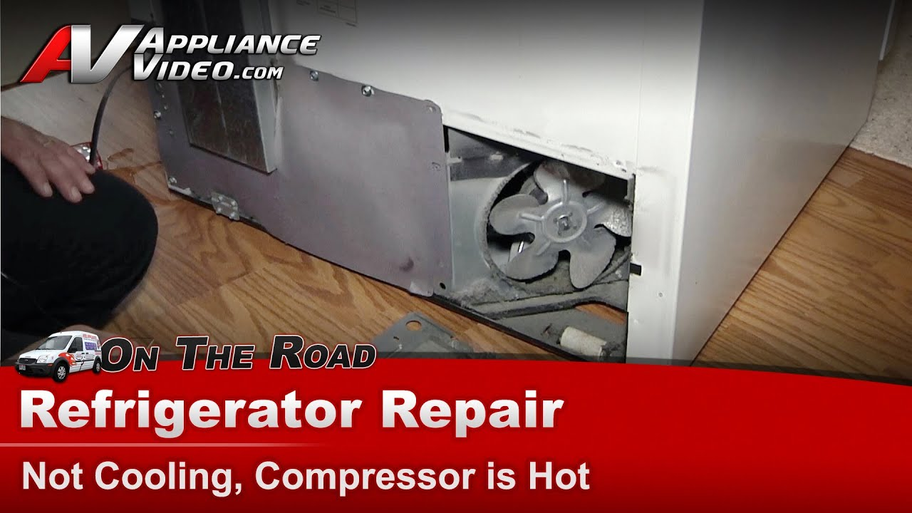 Amana Refrigerator Repair Not Cooling Replace