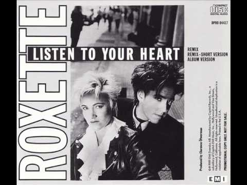 Baixar Listen to your heart - ROXETTE