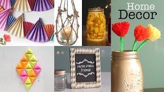 Home Decor Ideas You Can Easily DIY | DIY Room Decor
