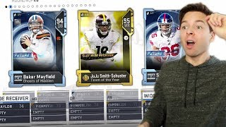 THE YOUNGEST PLAYER DRAFT!  Madden 19 MUT Draft