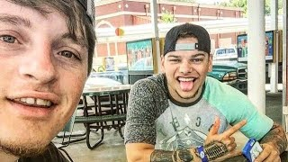 Ryan Upchurch & Kane Brown get Lost in the Woods Cops Come + Upchurch Asks Fans for Important Advice