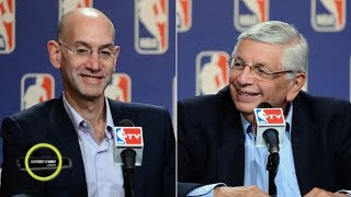 One big difference between Adam Silver and David Stern | Outside the Lines