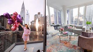 NYC Apartment Tour || Manhattan High Rise || 2 BDR/2BA || NEXT WITH NITA