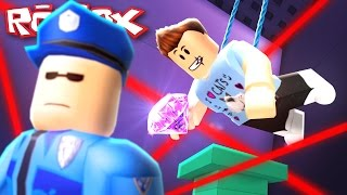 ROBBING A JEWELRY STORE IN ROBLOX
