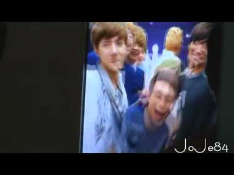 [FANCAM-joje84_exo] 120810 EXO @ KTV SM ART EXHIBITION (58S)