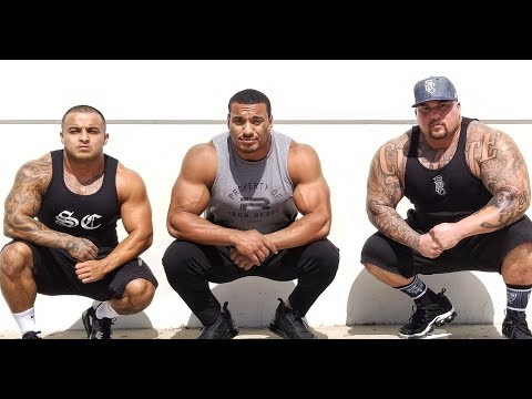LARRY WHEELS VS STRENGTH CARTEL | WELCOME TO CALIFORNIA