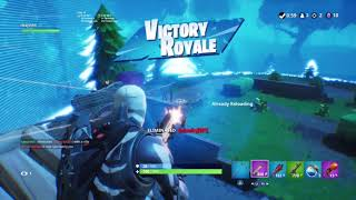 Welcome To The Party [ Fortnite Battle Royale ]