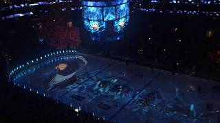 Flyers Home Opener Ceremony - 10-9-18