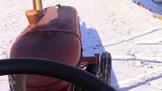 Everyday Tractors: Allis Chalmers WD45