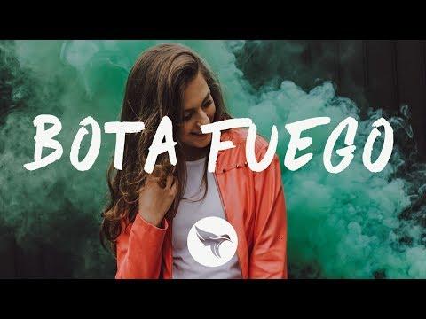 Mau y Ricky - Bota Fuego Remix(Letra/Lyrics) Nicky Jam Dalex Dímelo Flow Justin Quiles Lenny Tavarez