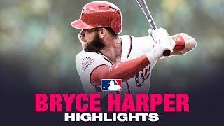 Bryce Harper Career Highlights