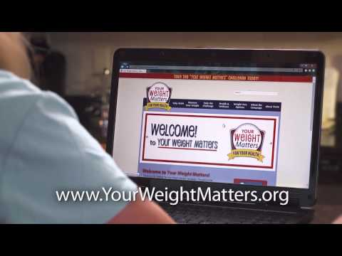 The Your Weight Matters Campaign was developed by the Obesity Action Coalition (OAC) to raise awareness of weight and its impact on health. The Campaign aims to help individuals understand that weight and health go hand-in-hand, and also encourages individuals to speak to their healthcare provider about their weight and health.