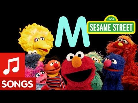 Sesame Street: Letter M (Letter of the Day)