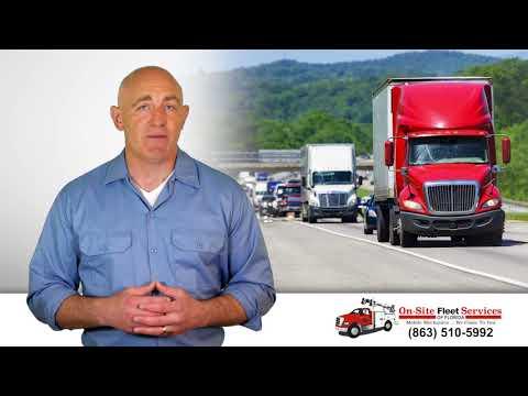 Mobile Truck Repair in Lakeland Florida