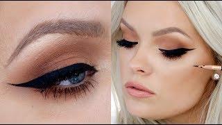 How To Apply Eyeliner - Hacks, Tips & Tricks for Beginners!