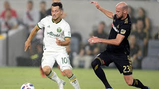 U.S. OPEN CUP HIGHLIGHTS | Los Angeles FC 3, Portland Timbers 2 | July 18, 2018