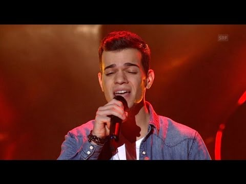 Baixar Patrick Reis - Get Lucky - Blind Audition - The Voice of Switzerland 2014