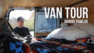 Van Life With Rock Climber Johnny Pawluk
