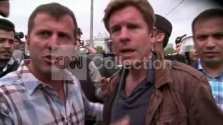 TURKEY: IVAN WATSON QUESTIONED BY POLICE