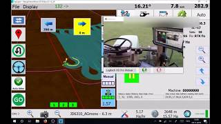 AGOpen GPS Autosteer WiFi with new ESP32 Controller