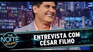 The Noite (17/09/14) - Entrevista com César Filho