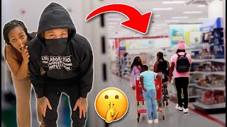 WE GOT THEM BACK!! Spying on Panton Squad In PUBLIC *they were so scared*