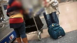 لحظة القبض على موظفي quotمصر للطيرانquot والجمارك المتهمين بتهريب أدوية ...