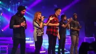 Pentatonix: Evolution of Music - LIVE @ Oxford O2 Academy, UK [15/05/2014]