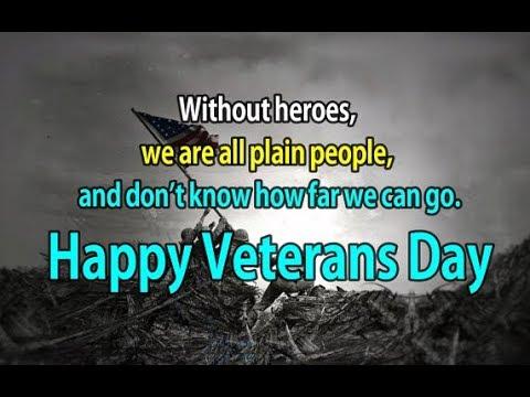 Veterans Day Quotes || Happy Veterans Day 2019