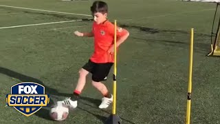 12-year-old Jack Panayotou has serious soccer skills   @TheBuzzer   FOX SOCCER