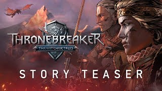 Thronebreaker: The Witcher Tales - Sztori Teaser