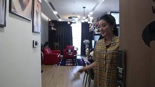 Á hậu Huyền My khoe bộ sưu tập bearbrick |  Á hậu Huyền My | Kênh Giải Trí | HD | 2019