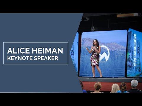 Alice Heiman Speaker