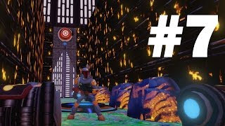 Disney Infinity 3.0 - How To Create A Death Star Trash Compactor - Part 7