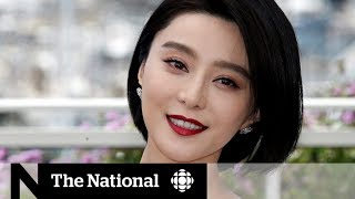 Movie star Fan Bingbing's disappearance raises questions