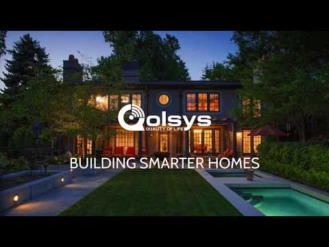 Qolsys: Building Smarter, Safer Homes (for Builders)