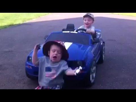 Еве зошто на децата не им даваат возачки дозволи