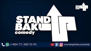 Stand UP Baku (29-cu şou) Tam veriliş